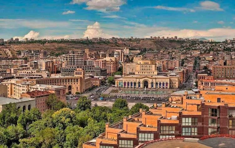 Личный счет в банке Армении удаленно – от 1999  EUR