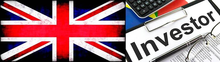 Нужна виза инвестора в Великобританию