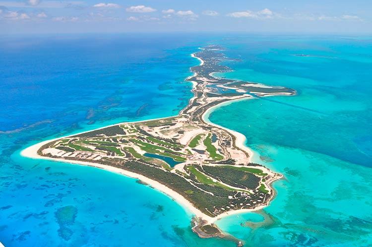 купить землю на Багамах и на ней самостоятельно построить дом