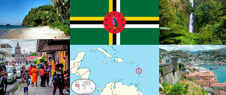 Гражданство Доминики в цифрах и фактах