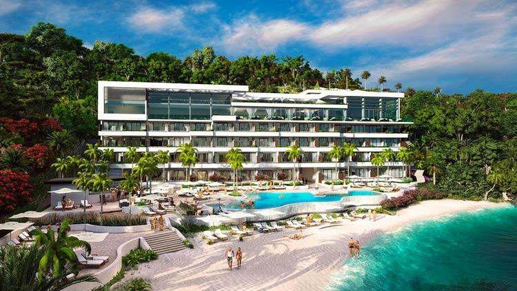 купить недвижимость Гренады на курорте