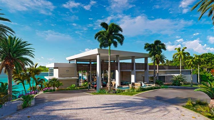 купить недвижимость Гренады на курорте Kimpton Kawana Bay