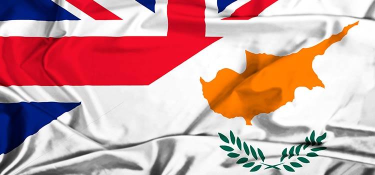 Между Великобританией и Кипром заключен договор
