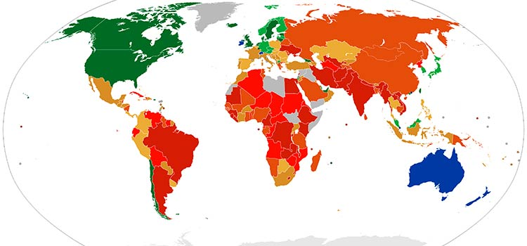Самые свободные экономики мира
