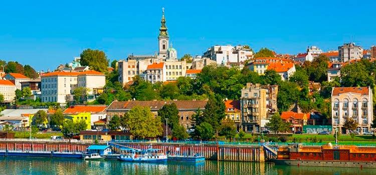 Открытие компании в Сербии с банковским счетом удаленно