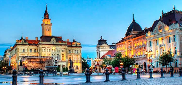 компании в Сербии с банковским счетом в UniCredit дистанционно