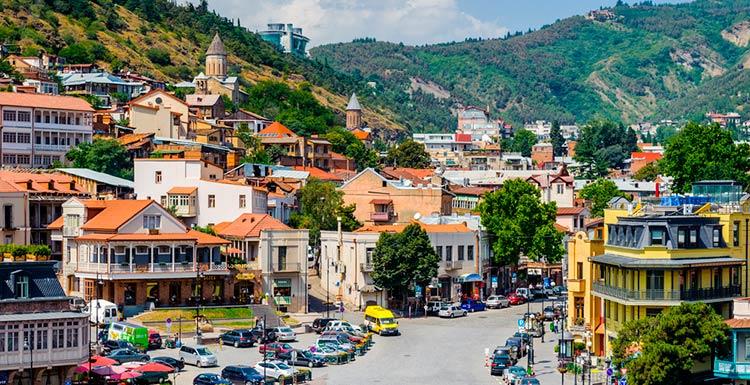 основные особенности ПМЖ в Грузии