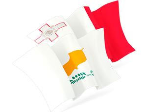 флаг Кипра / Мальта