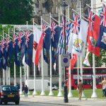 Усиление давления и контроля Великобритании на британские заморские территории