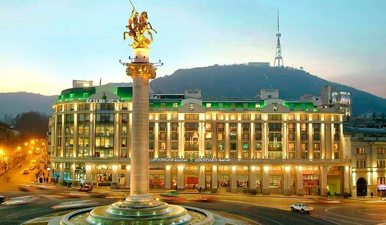 стоит посетить выставку GEOREX 2018 в Тбилиси