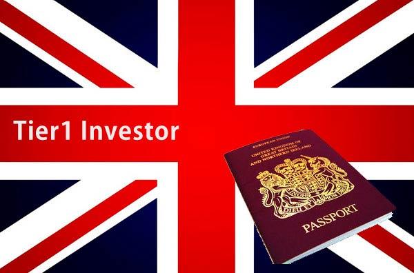 оформляя британскую визу инвестора Tier 1