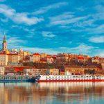 Филиал оффшорной компании в Сербии со счетом в Raiffeisen Bank удаленно