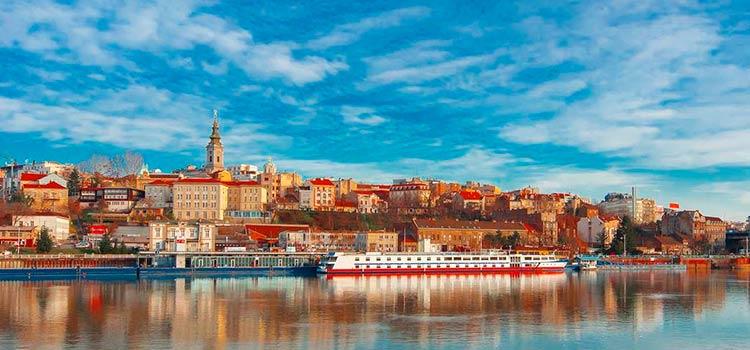 филиал иностранной компании в Сербии