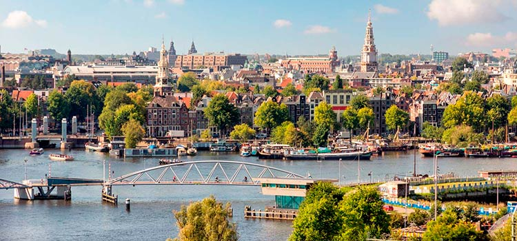 компании BV в Нидерландах (Голландии) удаленно