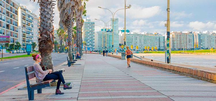 Монтевидео остается высокий уровень преступности