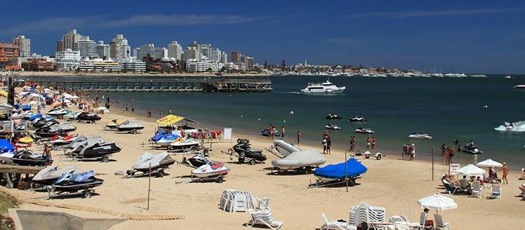Пунта-дель-Эсте – универсальный курортный город