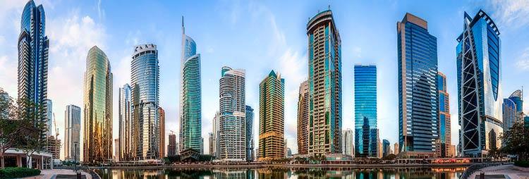 Какие свободные зоны в ОАЭ освобождены от налога