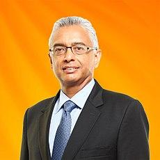 Премьер-министр Маврикия Правинд Кумар Югнаут