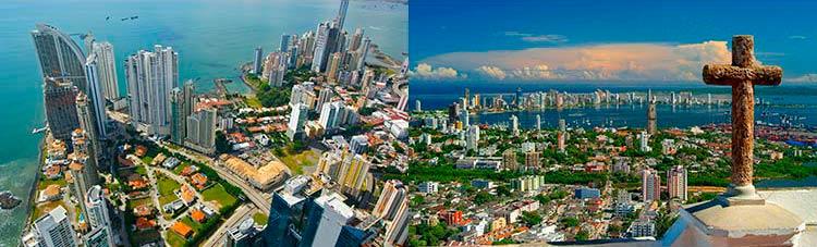 Панама или Колумбия может быть комфортней для резиденции и бизнеса