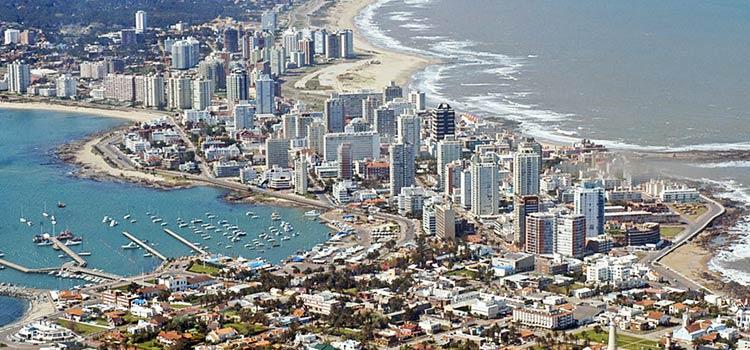 жизнь в Уругвае – то только в Пунта-дель-Эсте