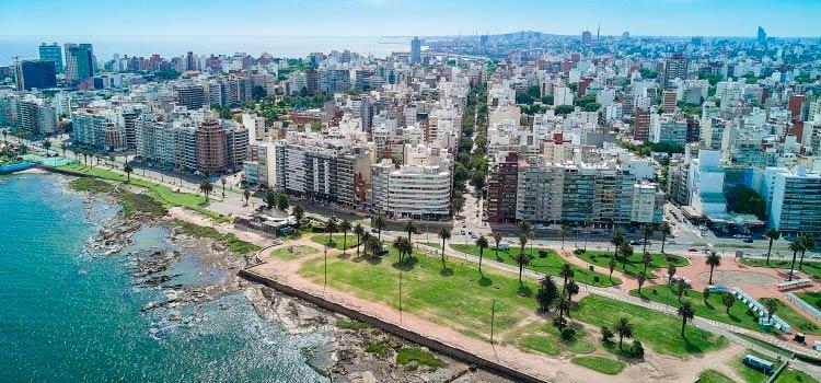 Монтевидео – один из лучших городов Южной Америки