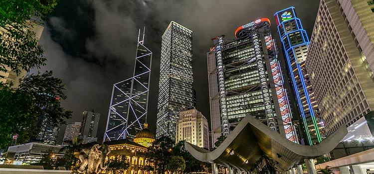 Использование гонконгских компаний