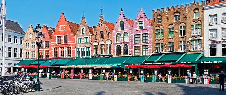 рынок недвижимости в Бельгии