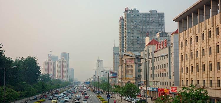 Провинция Хэбэй хочет стать финансовым центром