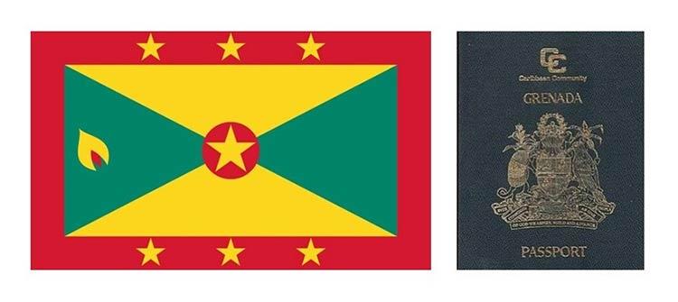 гражданство Гренады в 2018