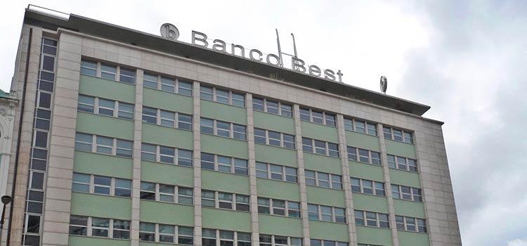 счета в Banco Best в Португалии