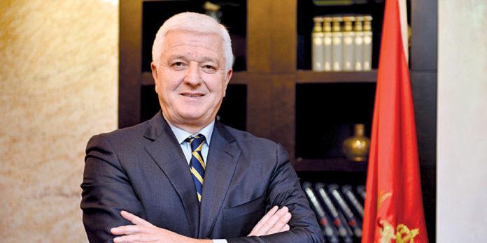 Премьер-министр Душко Маркович