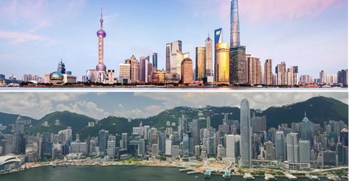 Гонконг и Шанхай заключили новые соглашения