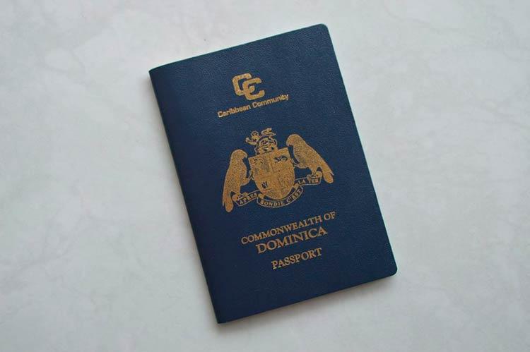 второй паспорт и гражданство Доминики