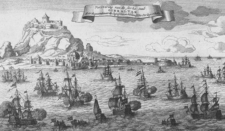 Изучаем британскую эпоху гибралтарской истории