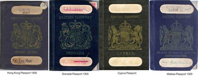 история и происхождение паспорта