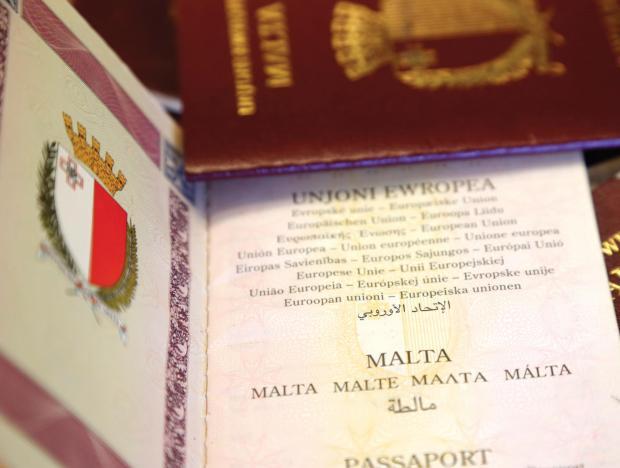 Мальта предлагает оформить паспорт ЕС