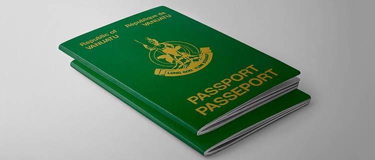 стоимость гражданства Вануату