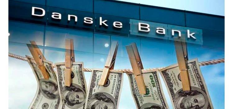 отмывали грязные деньги через Danske Bank