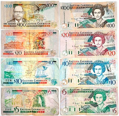 Валюта, зарплаты и чаевые