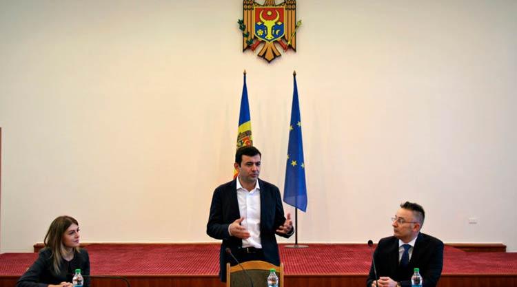 министр экономики Молдовы