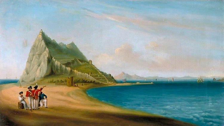 ВНЖ Гибралтара через налоговое соглашение