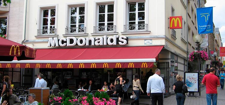 расследование Европейской Комиссии относительно McDonalds