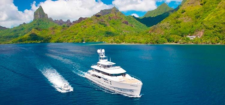Регистрация частных яхт