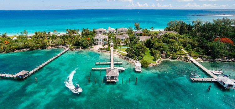Открыть счет на Багамах