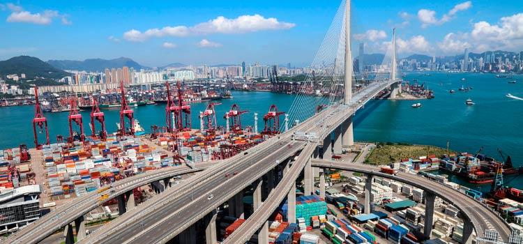 Обзор логистической индустрии Гонконга