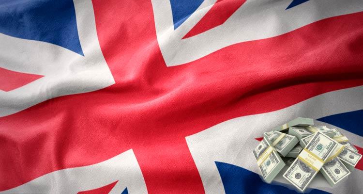 Личный счет в платежной системе Великобритании — от 1999 EUR