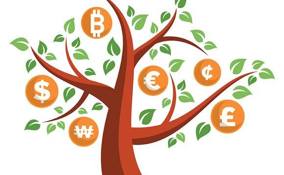 счет для вывода криптовалют в BANK OF GERGIA