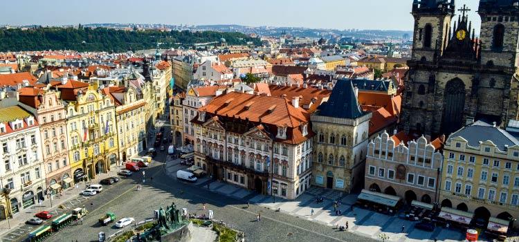 Как купить компанию с банковским счетом в Чехии