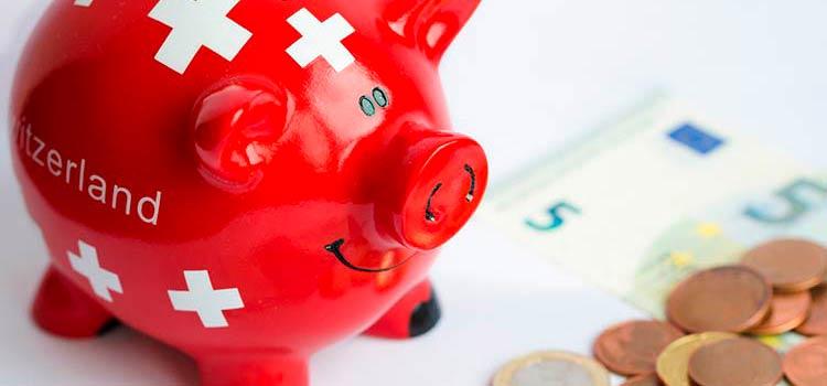 счета в швейцарском банке