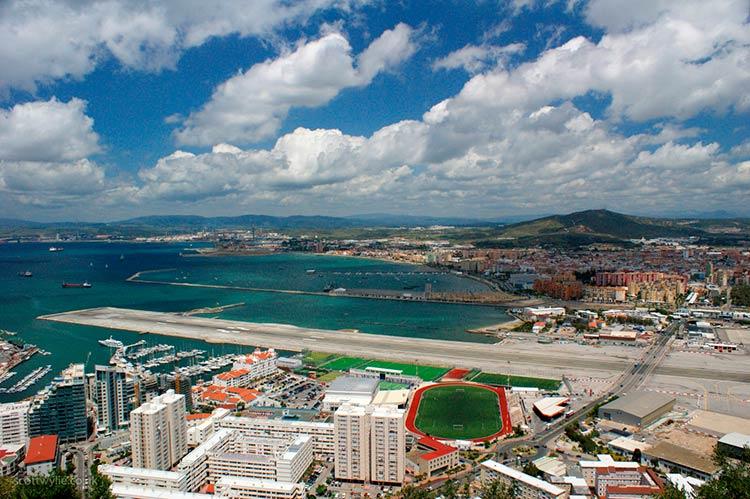 климат Гибралтара